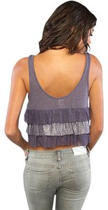 Free People Top plum