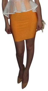 WOW Skirt Orange