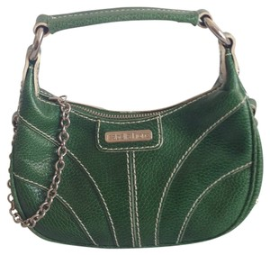 Isabella Fiore Satchel in Green