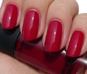 MAC Cosmetics ROUGEMARIE Nail Lacquer