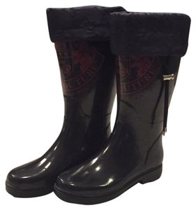 Juicy Couture Navy Boots