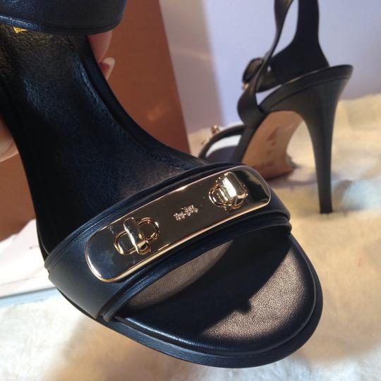 Coach Black Pumps Image 2