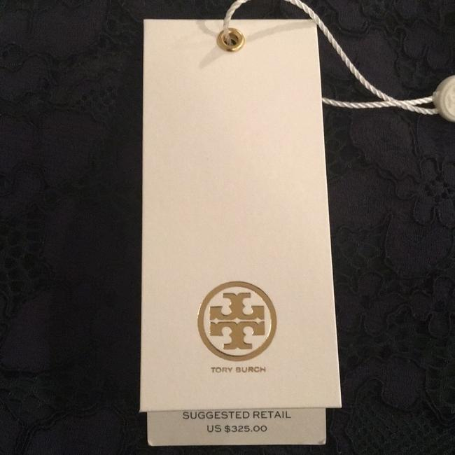 Tory Burch Skirt Navy and Emerald green Image 4