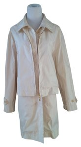 Escada Vintage Spring Cream/Off White Jacket