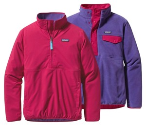 Patagonia Fleece Pullover Jacket