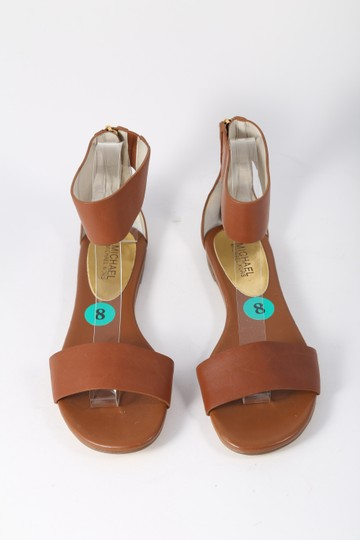 Michael Kors Brown Sandals Image 4