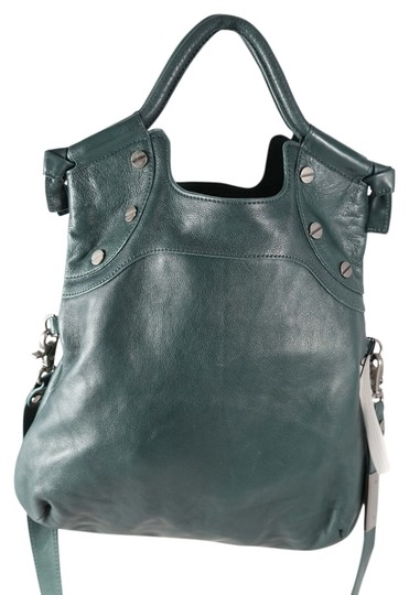 Foley + Corinna Tote in Green Image 0