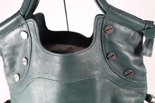 Foley + Corinna Tote in Green Image 1