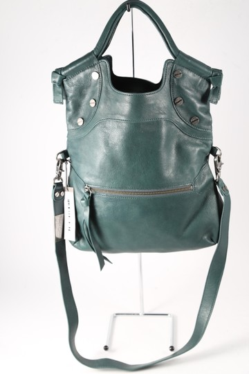 Foley + Corinna Tote in Green Image 2