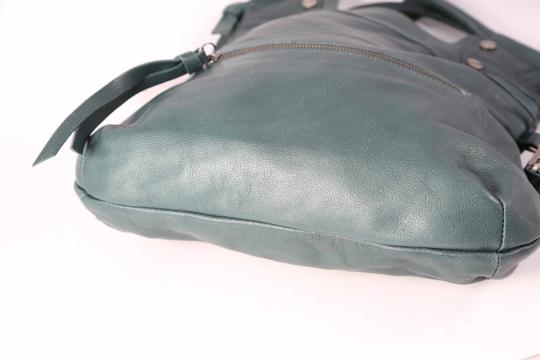 Foley + Corinna Tote in Green Image 3