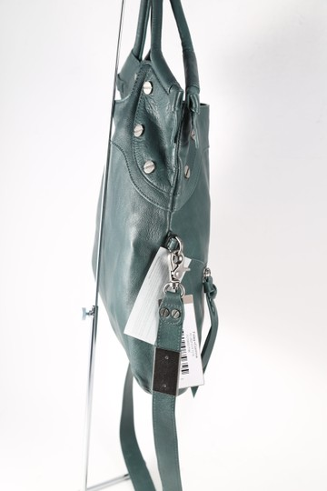 Foley + Corinna Tote in Green Image 4