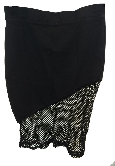 Monrow Skirt Black