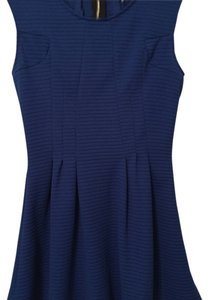 Speechless short dress Blue on Tradesy