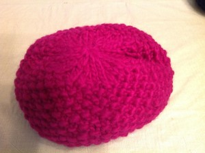 Other 100% lambs wool beret