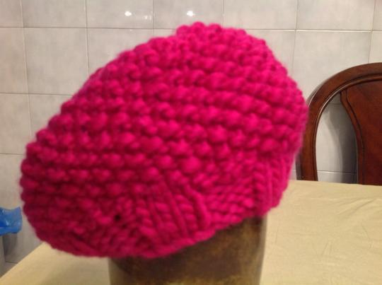 Other 100% lambs wool beret Image 1