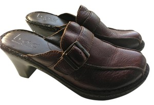 B.O.C. Brown Mules