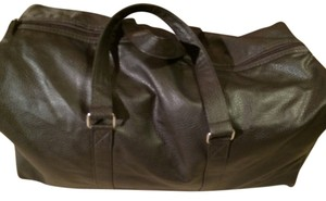 Dolce&Gabbana Tote D&g Dolce & Gabanna Duffle Dark Brown Travel Bag