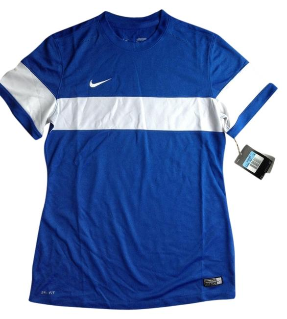 Preload https://img-static.tradesy.com/item/1361912/nike-blue-new-dry-fit-activewear-top-size-8-m-29-30-0-0-650-650.jpg