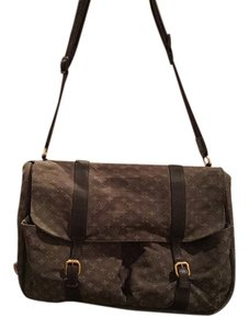 Louis Vuitton Olive with Brown Diaper Bag