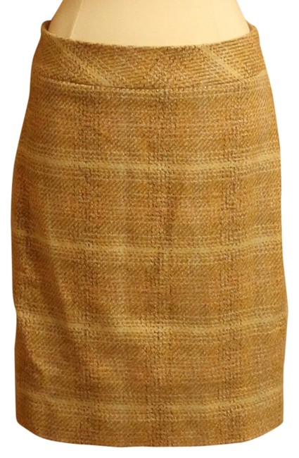 J.Crew Skirt Mustard Yellow