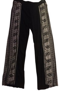 Billabong Flare Pants Black & white