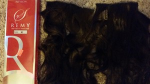 Dark Brown-4 Extensions Hair Accessory