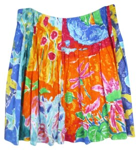 Ralph Lauren Floral Skirt Multi