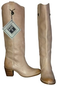 Frye natural Boots