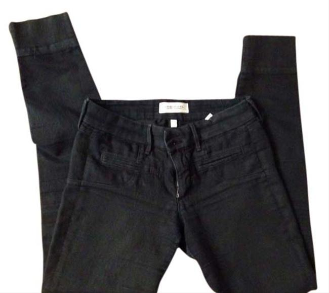 Preload https://img-static.tradesy.com/item/1362128/habitual-black-medium-wash-zippered-ankles-patched-knees-skinny-jeans-size-24-0-xs-0-1-650-650.jpg