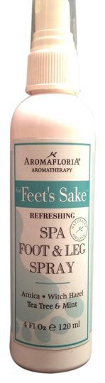 AromaFloria Spa Foot and Leg Spray by Aromafloria - [ Roxanne Anjou Closet ]