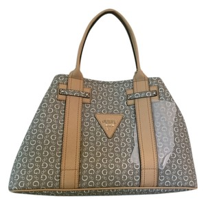 Guess Satchel in TAUPE