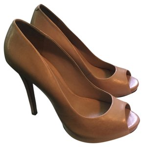 SCHUTZ Tan Pumps