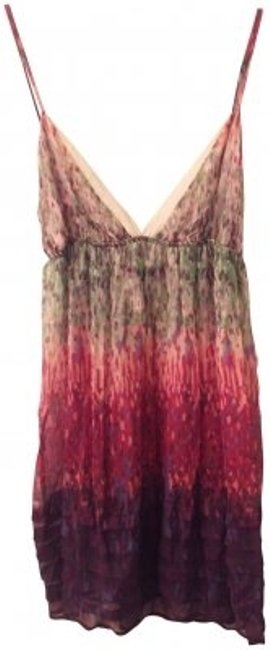 Preload https://item3.tradesy.com/images/anthropologie-pink-purple-green-multi-clored-sheer-above-knee-short-casual-dress-size-14-l-136222-0-0.jpg?width=400&height=650