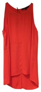 BCBGMAXAZRIA Summer Top Orange