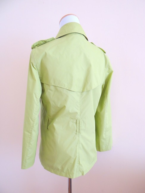 Burberry Green Jacket