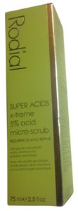 Rodial New in box Rodial super acids xtreme micro scrub resurface refine