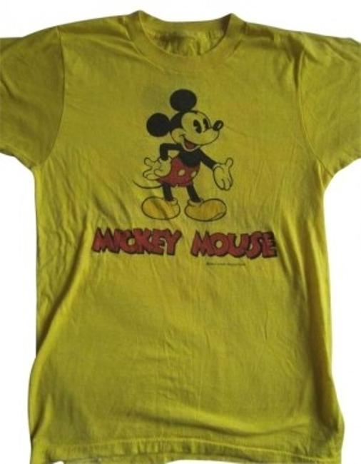 Disney T Shirt yellow