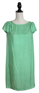 Zara short dress Emerald Green on Tradesy