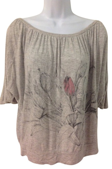 Preload https://img-static.tradesy.com/item/1362556/realitee-clothing-gray-34-sleeve-floral-tulip-off-shoulder-medium-blouse-size-8-m-0-0-650-650.jpg