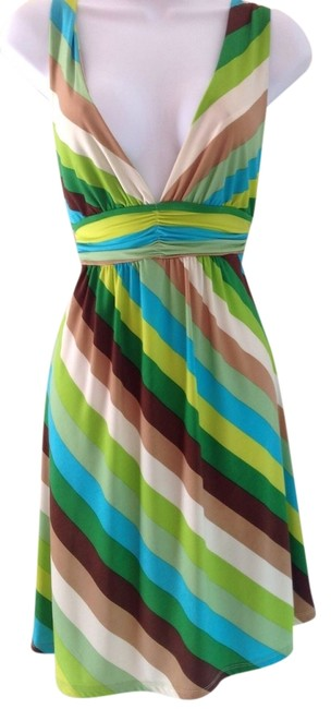 Preload https://img-static.tradesy.com/item/1362595/forever-21-multicolor-xxi-color-chevron-striped-surplice-small-above-knee-night-out-dress-size-4-s-0-0-650-650.jpg