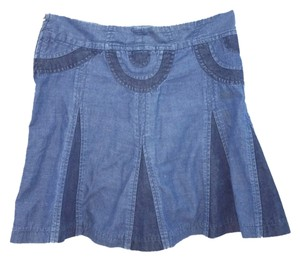 Marc Jacobs Blue Skirt