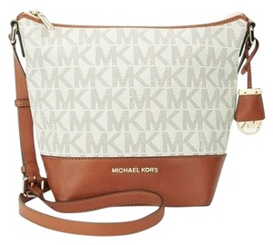 Michael Kors Bedford Vanilla Messenger Bag