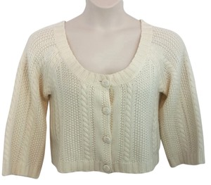 Theory Cashmere Knit Top CREME