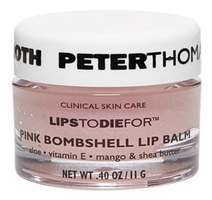 Peter Thomas Roth NEW Sealed Peter Thomas Roth Pink Bombshell Lip Balm, Full Size