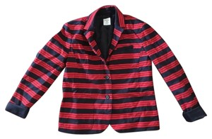 Gap Red and navy Blazer