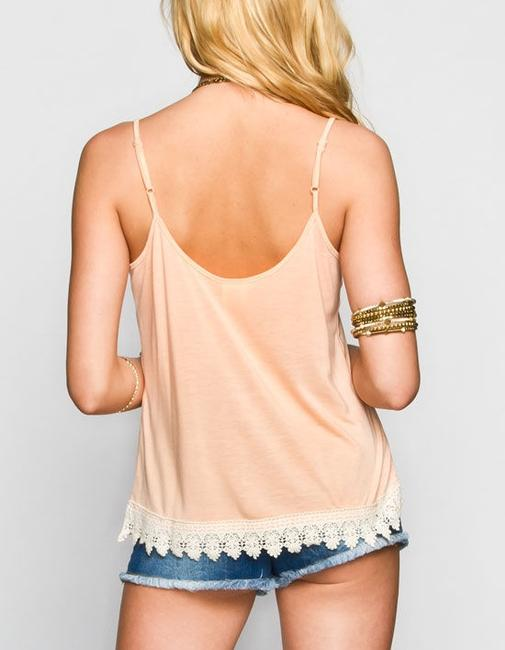 Roxy Top Peach