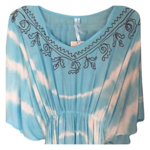 Resort Wear Brand New With Tags Resort Wear Kimomo Sleeve Swim Cover Up