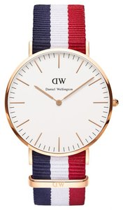 Daniel Wellington Daniel Wellington Male Cambridge Watch 0103DW Rose Gold
