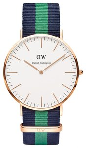 Daniel Wellington Daniel Wellington Male Warwick Watch 0105DW Rose Gold