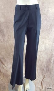 Theory Wool Stretch Wide Leg Dress 30x31 Pants